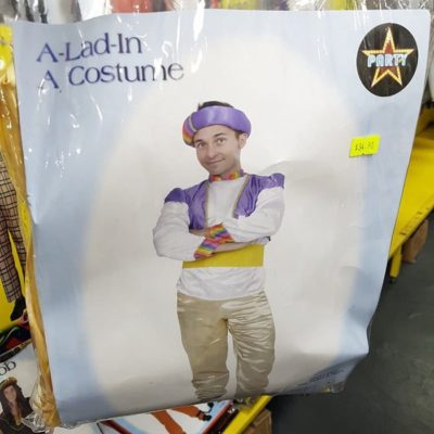 A-lad-in