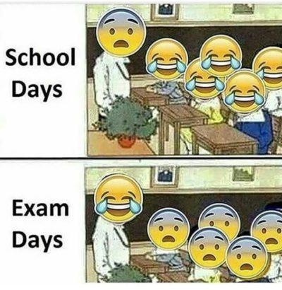 Exams amirite