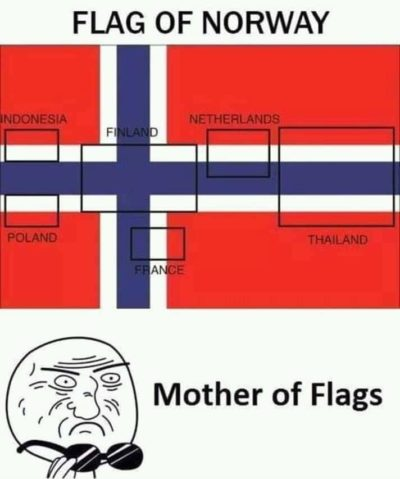 MOTHER OF FLAGS!!11!!1