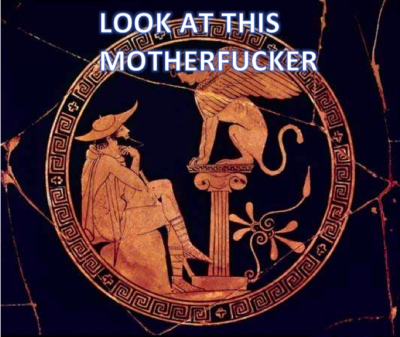 Silly Oedipus