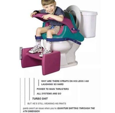 I'M LAUGHING WAY TOO HARD AT THIS
