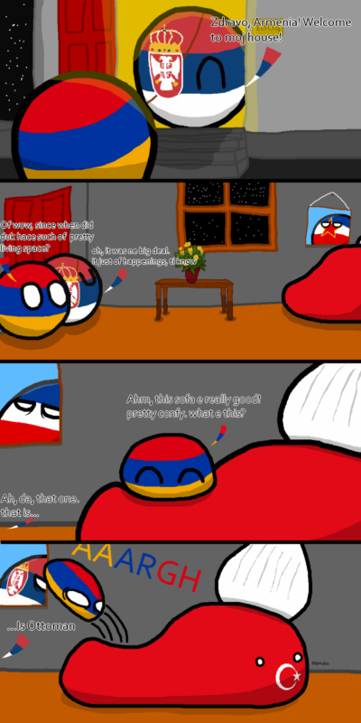 Serbia's house