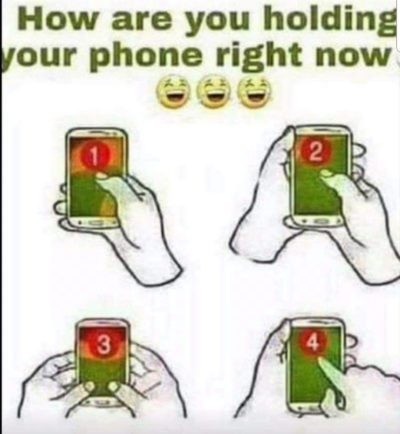 1, 2, 3, or 4? 😂😂😂