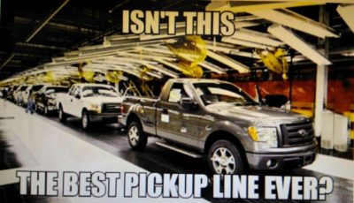 the best pickup line ever