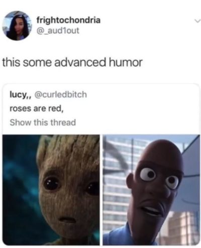 aDvANcEd HUmOr