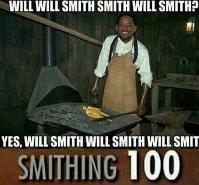 Will Will Smith Smith Will Smith?