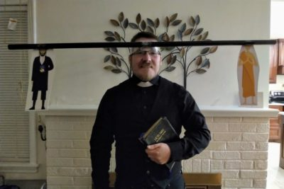 A rabbi, a priest and a monk walk into a bar…
