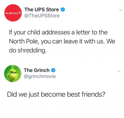 The Grinch fucked it up