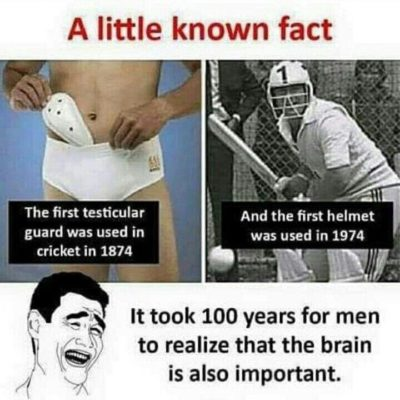 A little known fact