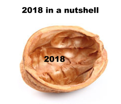 2018 in a nutshell