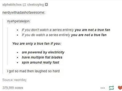 And then I laughed so hard (xpost r/gatekeeping)