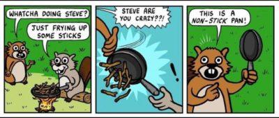 Damn it, Steve!