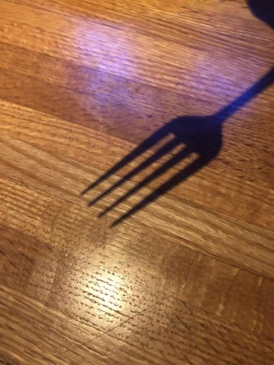 Fork-shadowing