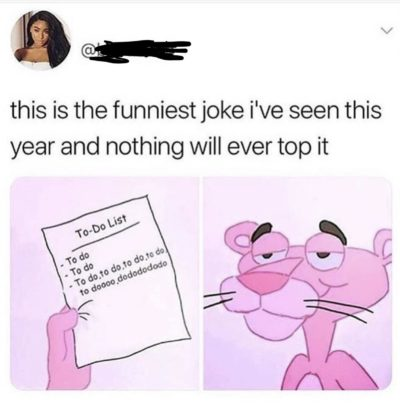 The funniest joke ever