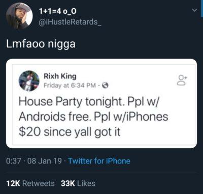 Lmfaoo nigga