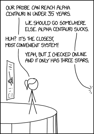 Punny XKCD