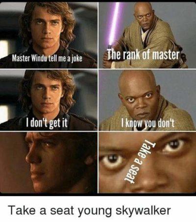 Take a seat.