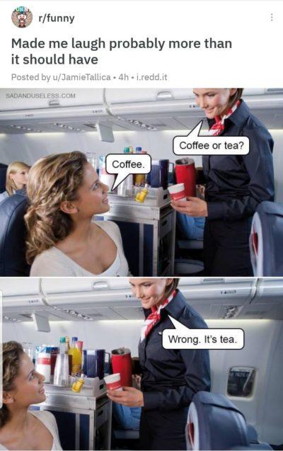 Ha. Ha. Ha.