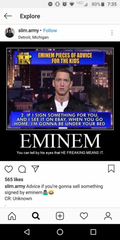 HE FREAKING MEANS IT