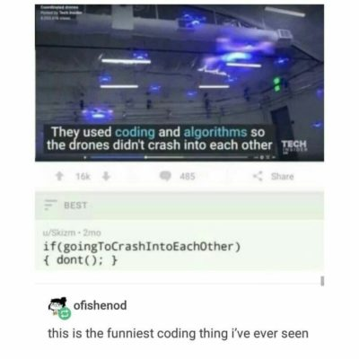 Most interesting code