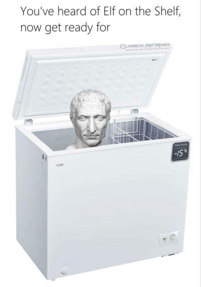 Julius in the coolius