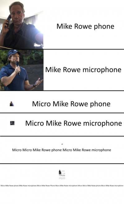 Mike Rowe Phones