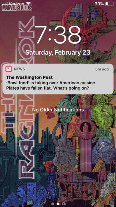Quality headline