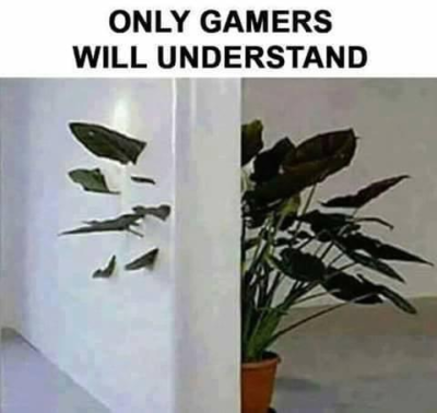 ONLY GAMERS HAHAHA XD