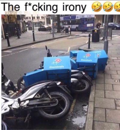 So ironic 😂😂