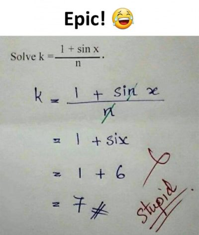 Epic! 😂