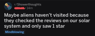 This pun is only 1 star