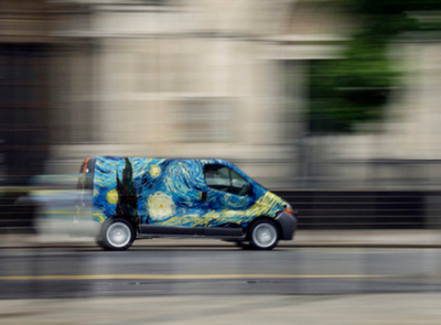 Look at that Van Gogh