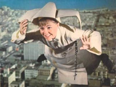 "What idiot called it ""The Flying Nun"" instead of ""Nun of the Above""?"