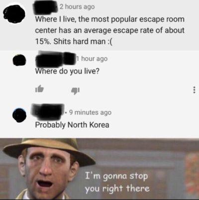 Haha funny fallout man