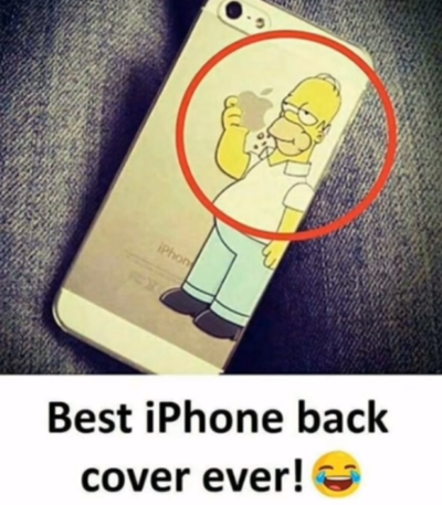 Best iphone backcover ever!