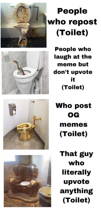 (toilet)