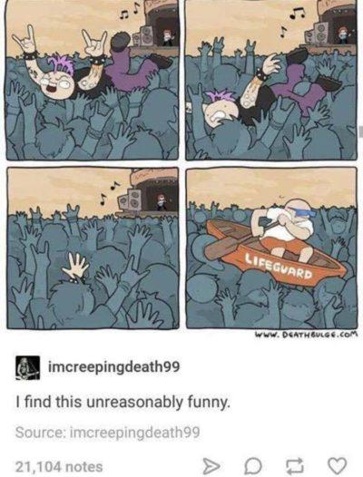 It's unreasonable
