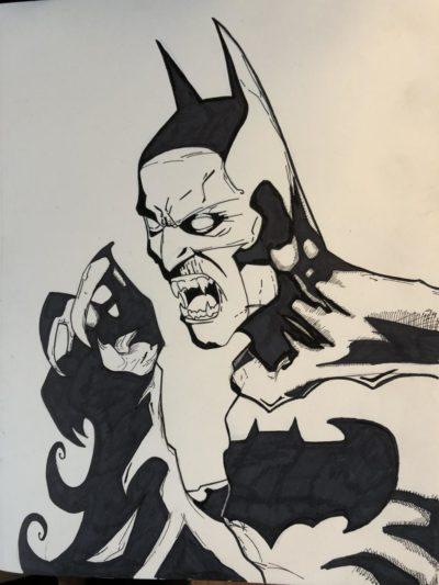 Vampire-Bat man
