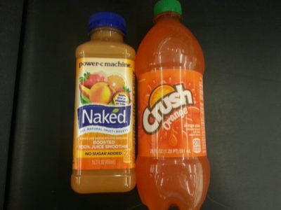 Getting naked with my crush