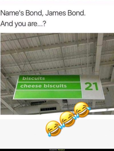 Cheese biscuits lol