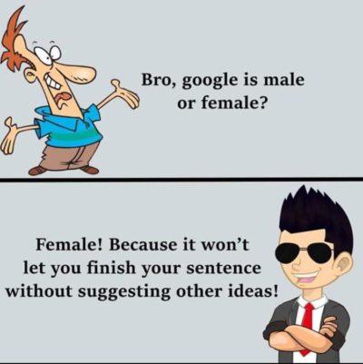 Women, amaright?