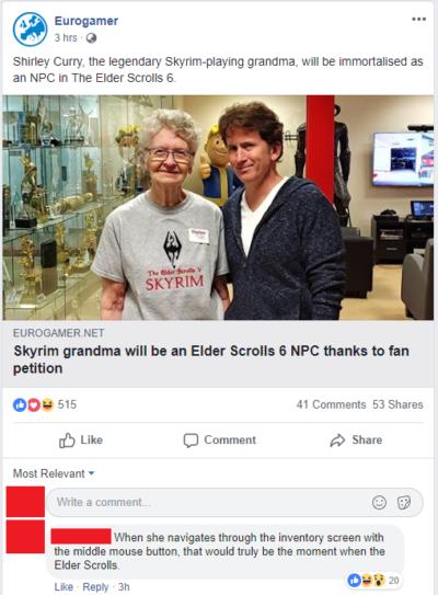 The Elder finally Scrolls