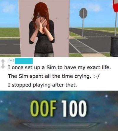 OOF 100