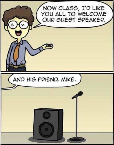 Bad pun but still funny