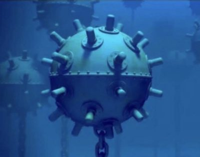 Some puns are just not seaworthy of upvotes. Just wait till you sea mine.