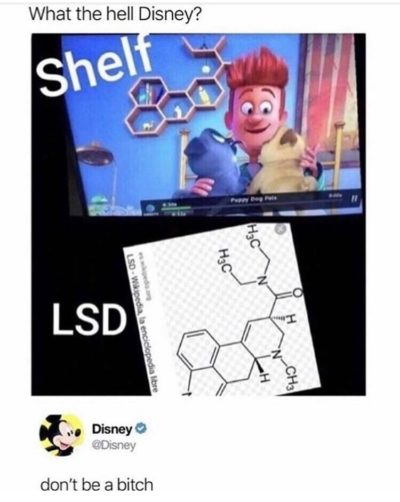 What the hell Disney?