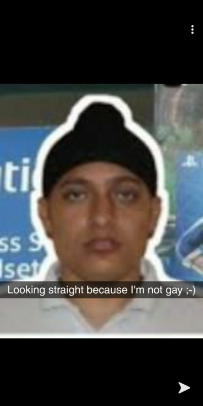 Ain't gay ;-)