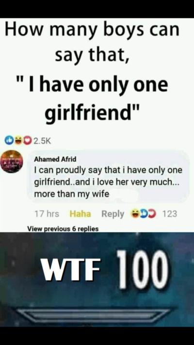 WTF 100