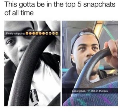 Best snapchats