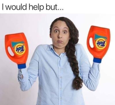 I really would
